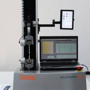 Masina electromecanica universala de testare, 2.5 kN