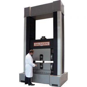 Mașină electromecanică universală de testare capacitate 2000 kN