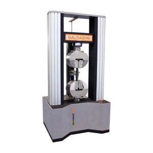 Mașină electromecanică universală de testare, capacitate 200 kN