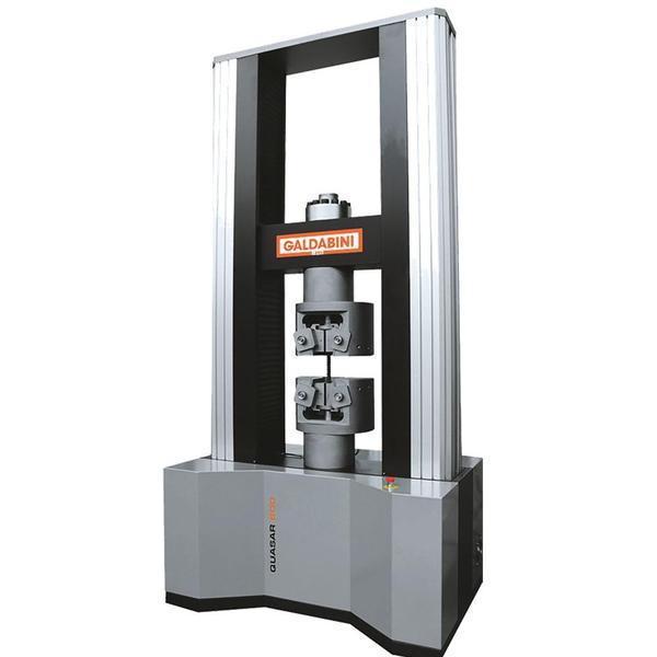 Mașină electromecanică universală de testare, capacitate 600 kN
