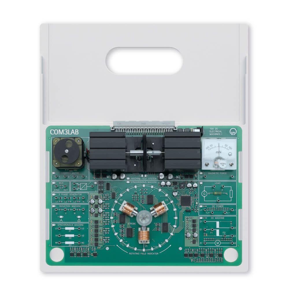 Curs COM3LAB: Mașini Electrice I