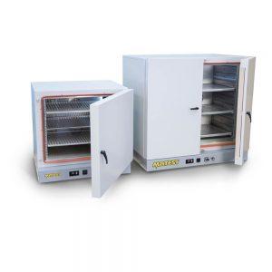 Etuvă pentru temperaturi ridicate cu ventilație forțată, capacitate 120L