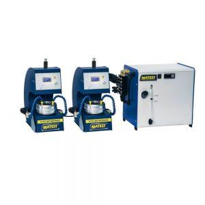 Sistem de încălzire/răcire controlat termostatic, 2 VICATRONIC