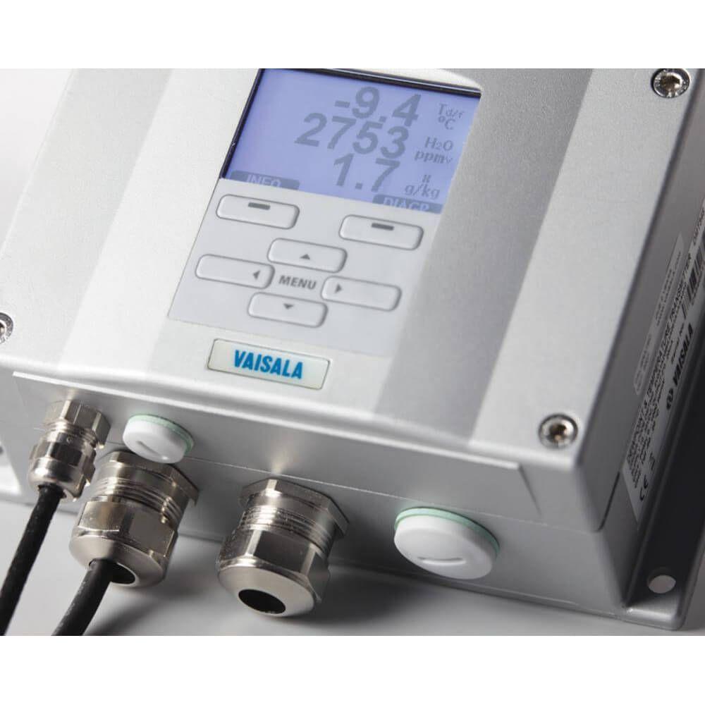 Aparat de măsurare punct de rouă și temperatură DMT340