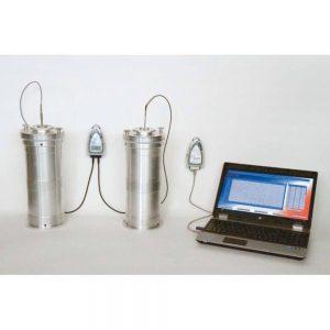 Calorimetru Langavant pentru căldură de hidratare a cimentului