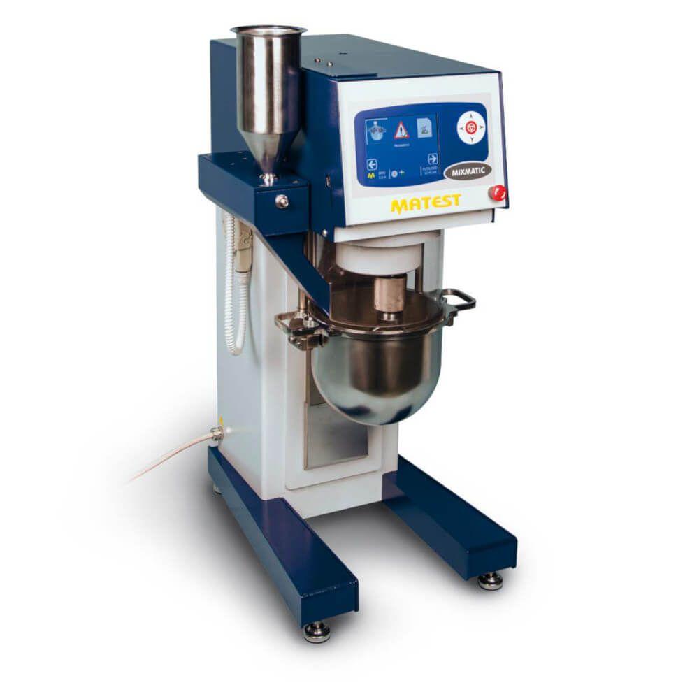 Mixmatic - Malaxor Automat Programabil pentru ciment și mortare