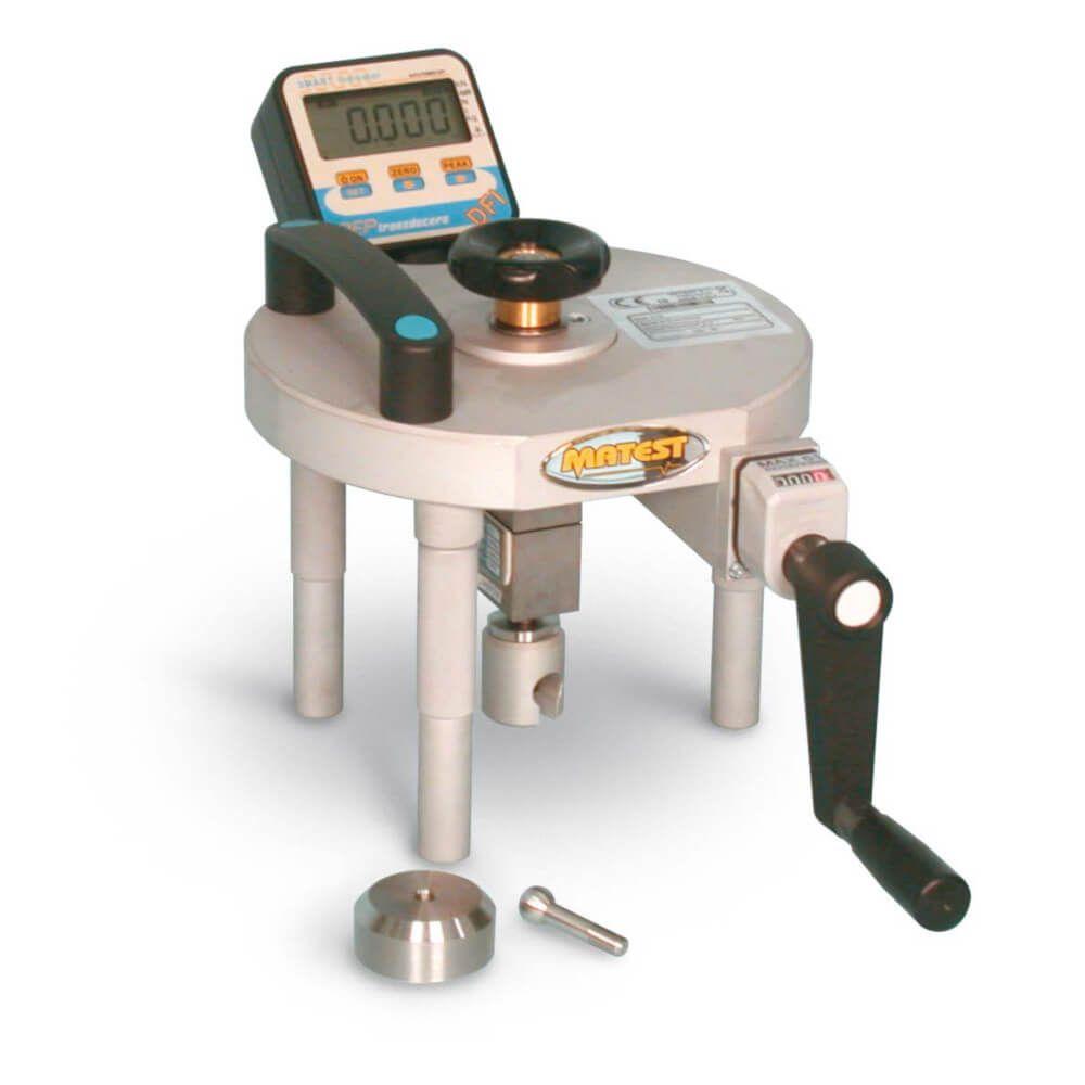 Dinamometru digital pentru măsurarea aderenței la stratul suport, capacitate 16 kN