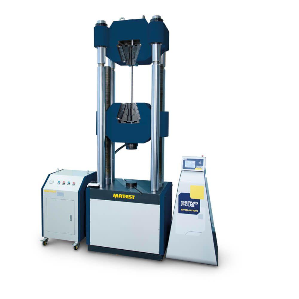 Masină universală automată pentru testarea la tracțiune si compresiune, 1000 kN