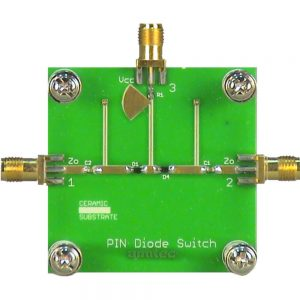 Circuit integrat cu microunde