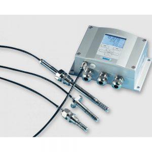 Transmițător umiditate și temperatură în ulei MMT330