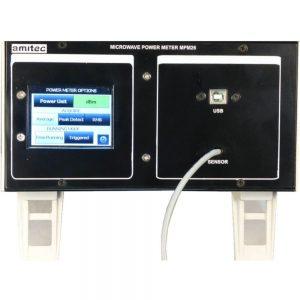 Contor de energie cu microunde