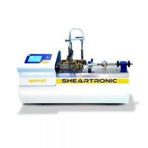 Aparat de forfecare complet automat SHEARTRONIC cu încărcare pneumatică pe verticală