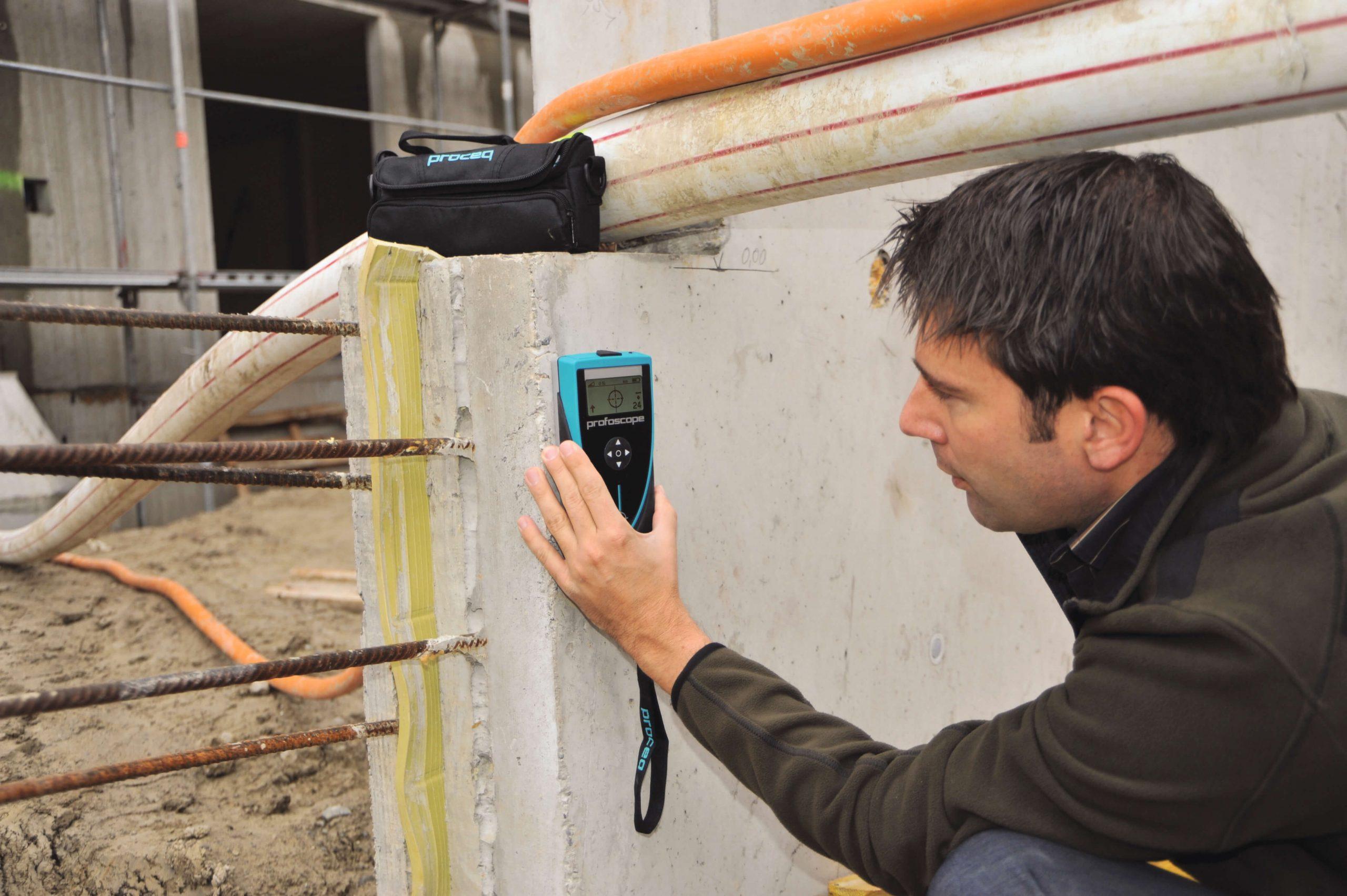 Profoscope (+) Rebar Detector