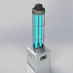 robot dezinfectie ultraviolete ozon coronavirus virus covid 19 tecnoservice romania autognity klain robotics portabil