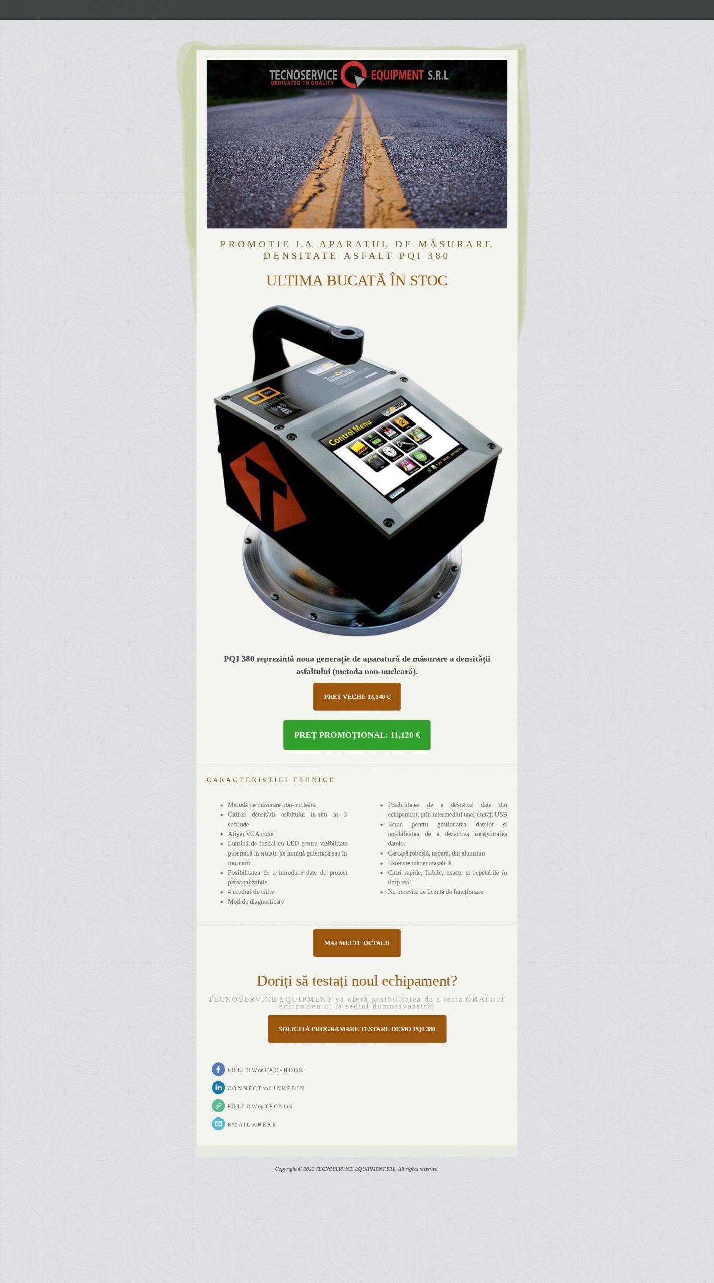 NL15 - Promotie PQI 380