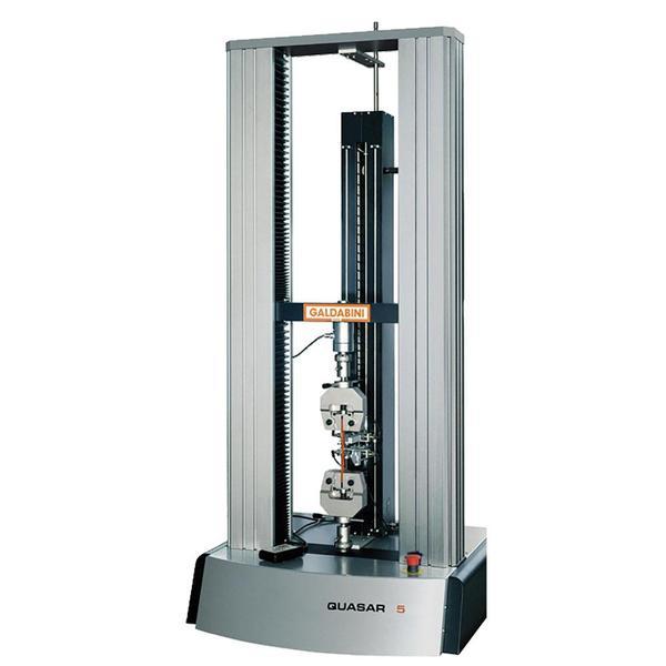 Masina universala de testare Quasar 5kN Galdabini tecnos tecnoservice equipment romania